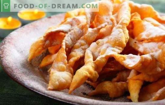 Kreupelhout op melk - heerlijke crunches! Recepten en geheimen van het dunne en weelderige kreupelhout koken op melk