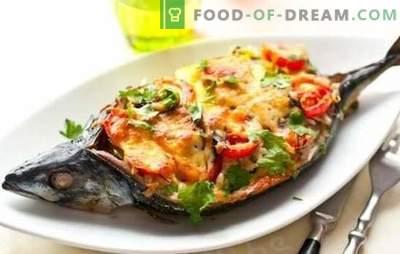 Wat snel en lekker koken voor het avondeten? Recepten voor snelle en smakelijke vis, kip, kwark en groenten voor familiediner