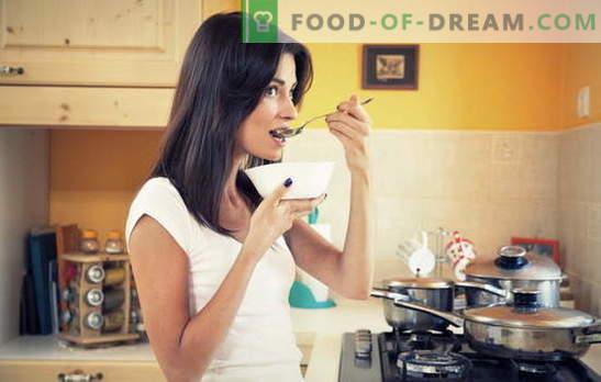 Wat u moet doen als u de soep te veel doet: een lunch besparen! Hoe te maken dat de soep niet oversalt - alle geheimen van ervaren koks