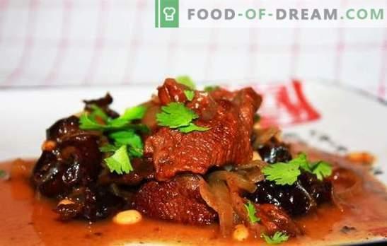 Rundvlees bereiden in een slowcooker - dieet! Hoe rundvlees te bereiden in een slowcooker: gestoofd, gebakken, gebakken
