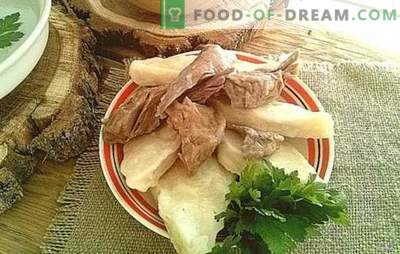 Avar Khinkali - smakelijk, eenvoudig, origineel! Hoe smakelijk Avar khinkali koken, opties voor sauzen voor hen