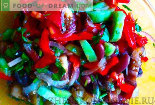 Koreaanse salade