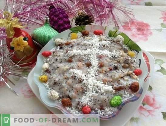 Koken en koken voor Kerstmis met Kerstmis