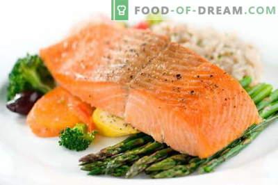 Vis in een multivariate - 5 beste recepten. Hoe goed en smakelijk vis koken in een slowcooker.