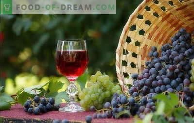 Вино у дома е проста рецепта за богата напитка. Производство на домашно вино: прости рецепти за начинаещи
