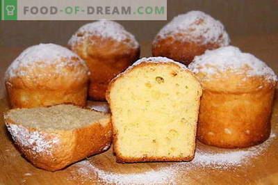 Cheesecake - de beste recepten. Hoe goed en smakelijk curd cake maken.
