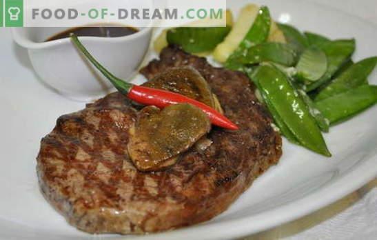 Vlees in heteluchtoven: het is lekker! 8 unieke recepten. Gezond vlees koken in aerogrill: ribben, ossenhaas, steak