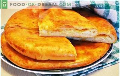 Mecelian Khachapuri - met dubbele kaas is meer heerlijk! De beste recepten van de beroemde Mekelse khachapuri