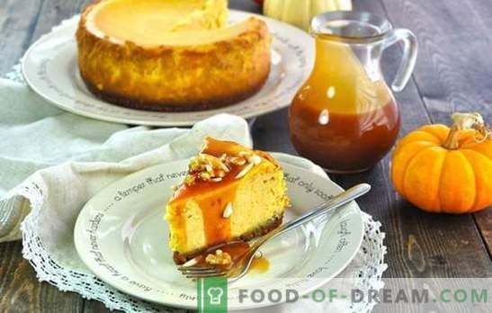Pompoensoufflé - tederheid in elk stuk. De beste recepten voor pompoensoufflé met kaas, groenten, sinaasappels, kwark