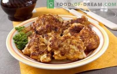 Albanees varkensvlees - lekker, voordelig, veel! De beste Albanese recepten voor varkensvlees met champignons, uien, kaas, groenten