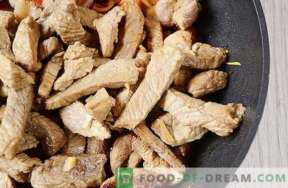 Hoe kook je thuis vlees in Thai? Veel gemakkelijker dan het lijkt