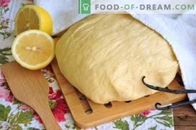 Wiener Teig für Kuchen
