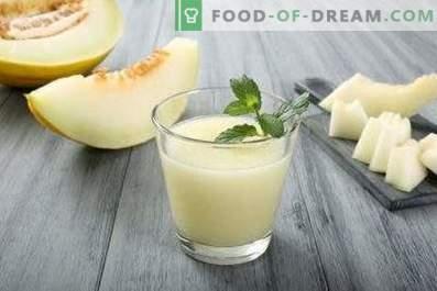 Meloen smoothie