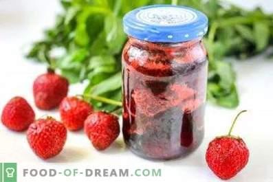 Maasika moos mündiga