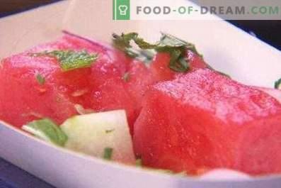 Gemarineerde Instant Watermelon