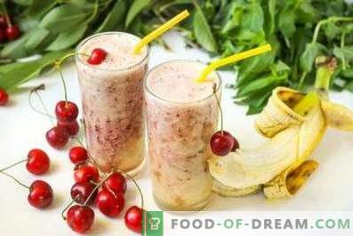 Sweet Cherry Smoothie