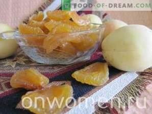 Gekonfijte abrikoos pitloos