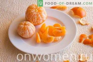 Tangerine Smoothie