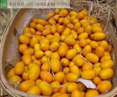 Kumquats eten