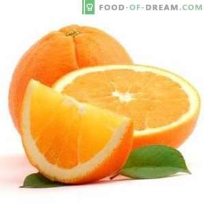 Orange calories