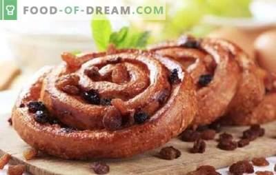 Bakken met rozijnen is een tijdloze klassieker. Bakrecepten met rozijnen: koekjes, taarten, cheesecakes, muffins en broodjes